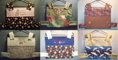 Walker bags I made for my mom's assisted living.