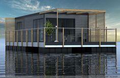 AquaLivio – L'habitat flottant 6 personnes