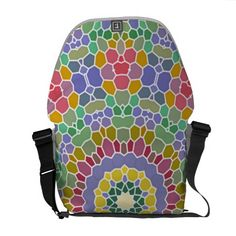 Purchase your next Colorful messenger bag from Zazzle. Choose one of our great designs and order your messenger bag today! Mosaic Patterns, Pen Holders, Messenger Bags, Personalized Gifts, Colorful, Modern, Design, Trendy Tree, Customized Gifts