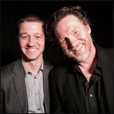 #Gotham's @ben_mckenzie & @donallogue at #TCA14 - great partner chemistry! pic.twitter.com/IpCj8ZgwRE #Fox