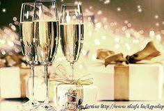 Az újévet hagyományosan pezsgővel köszöntjük