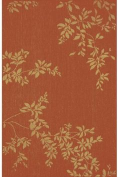 """Terrace Vine Area Outdoor Area Rug, 7'10"""" SQUARE, TERRA COTTA by Home Decorators Collection. $159.00. From the Patio Collection, the Terrace Vine Area Rug is perfect for any room in your home, indoors or outdoors. The vine design and complementary colors will make this rug an instant favorite. Order now to give your home decor a fresh, new look. Imported from Turkey. Finished edges. Machine wash like wool and hang to dry. Available in multiple size options. Actual si..."""