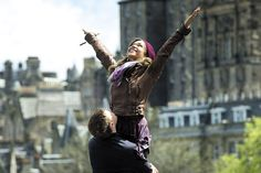 SUNSHINE ON LEITH Two Scottish soldiers finish a tour in Afghanistan and return to their hometown of Leith, ready to resume (or begin) relationships with their sweethearts.