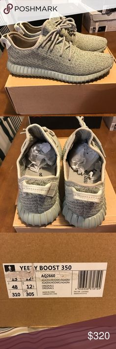 adidas eqt adv yeezy boost 350 men 8.5