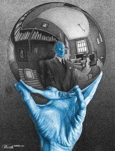 Dr. Manhattan by ErinSchokovich