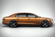 2017 Bentley Flying Spur W12 S   HiConsumption