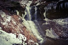 Fall Run Falls, Glenshaw, Pennsylvania