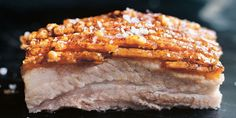 Crispy Roasted Pork Belly Recipe - Lifestyle