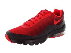 21cf6f9b67 [749688-266] men's nike air max invigor print running red mahogany 8-13
