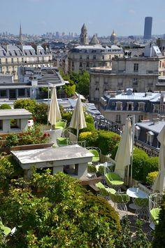 Perrier-Jouët, Hotel Raphael, Paris