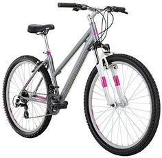 "Diamondback Bicycles Laurito Women's Recreational Mountain bike, Silver, 15""/Small http://coolbike.us/product/diamondback-bicycles-laurito-womens-recreational-mountain-bike-silver-15small/"