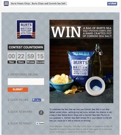 Here are 10 smart marketers – in 10 different industries – who all used this unique Facebook contest layout to capture emails.
