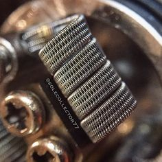 Went ahead and built a quad core real quick for tomorrow's vape... Specs: 4/28g…