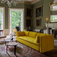 Hay - Wrong For Hay - Hackney Sofa, 3-Sitzer, Ambiente