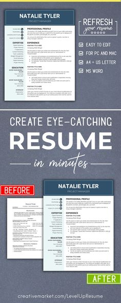 How To Make A Resume Stand Out Passive Income  Stand Out Update Your Resume To More Elegant And .