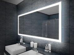 Spiegel Anti Condens : Best led spiegel images led mirror bathroom bathroom light