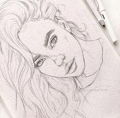 Drawing Tips art watercolor sketch Pencil Art Drawings, Cute Drawings, Drawing Sketches, Sketching, Sketch Art, Arte Disney, Drawing Skills, Drawing Tips, Drawing Tutorials