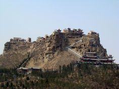 Erlang Mountain Temple
