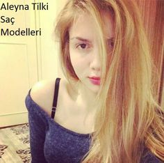 Aleyna Tilki saç rengi