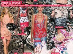 S/S 2016 Women's Print & Embellishment Forecast   trendstop.com