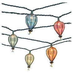 Target Smith Amp Hawken Lantern String Lights 25 By