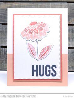 Fancy Flowers Card Kit