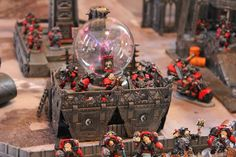 What's On Your Table: Custom Void Shield Generator - Faeit 212: Warhammer 40k News and Rumors