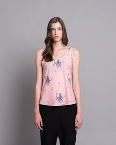 Octopussy Tank by Buffet Clothing