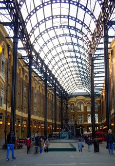 Hay's Galleria, Southwark, London, SE1