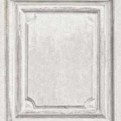 Rasch Wooden Door Pattern Wallpaper Faux Wood Effect Panel Textured 524444 – White Old Wooden Doors, Wood Doors, Door Texture, Wainscoting, Textured Walls, Textured Wallpaper, Panel Doors, Pattern Wallpaper, Wallpaper Door