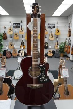 Takamine Gj72ce-bsb Acoustic/electric Guitar Musical Instruments & Gear Brown Sunburst To Produce An Effect Toward Clear Vision