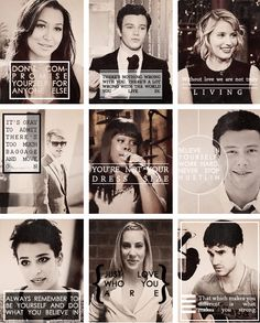 Glee cast ❤️