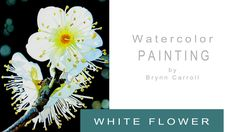 How to Paint Dark Backgrounds with Watercolors
