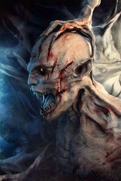 Sick Disturbing Art | Pin by nietak 67 on Scary/Dark/Weird | Pinterest
