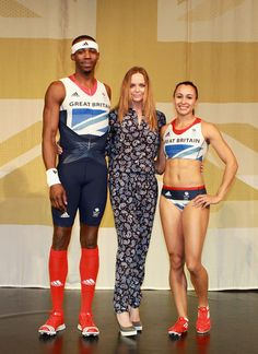 Stella McCartney Gives The 2012 GB Olympics Kit A 'Feminine Touch'