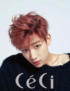 BamBam @ Ceci (November, 2015) #GOT7 #BamBam
