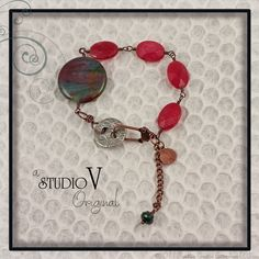 Rock-n-Rouge Bracelet