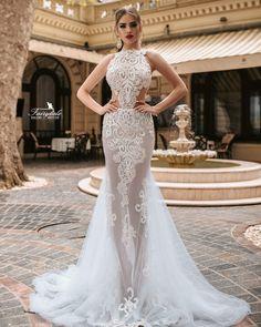 White Wedding Dresses, Formal Dresses, Mermaid Wedding, Facebook, Fashion, Dresses For Formal, Moda, Formal Gowns, Fashion Styles