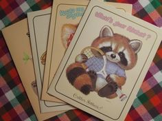 Critter Sitters Folders from the 80's