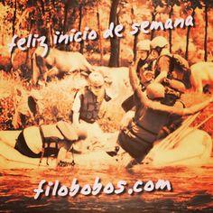 #Feliz inicio de semana en #filobobos #Veracruz www.filobobos.com #Aventura