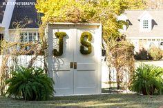 Wedding Decor Doors