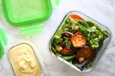 On-the-go lunch ideas: #3 Sweet Potato Salad Bowl
