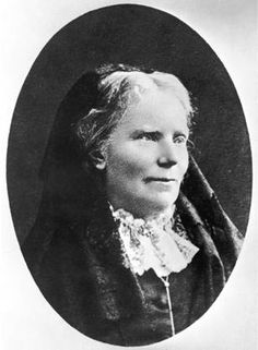 Elizabeth Blackwell, first woman to receive a medical degree in the U.S.