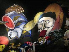Nunca Brazilian Graffiti Artist