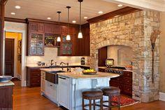 Interior Photography - Kitchens - mediterranean - kitchen - atlanta - Steven Long Photography (Interior Photography)