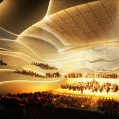 National Concert Hall Competition, Dublin, Ireland