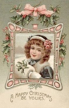 Vintage Christmas.                                                                                                                                                                                 More