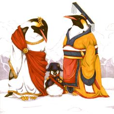 The Emperors by Chipo-H0P3 on DeviantArt
