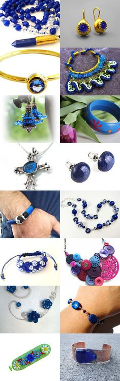How Blue is My Sapphire Love To Shop, Yellow, Blue, Etsy Seller, Sapphire, Handmade Items, Shops, Vintage, Tents