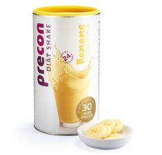 Gesund abnehmen mit den Shakes von Precon. 5 Sorten. Jeder Shake ersetzt eine komplette Mahlzeit mit ca. 220 kcal pro Portion. Jetzt bei uns im Shop bestellen. Nutribullet, Shake, Kitchen Appliances, Banana, Meal, Food Portions, Health, Cooking Utensils, Smoothie